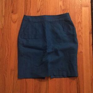Very cute J. Crew pencil skirt